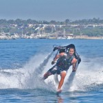 Poznejte vodní zábavu, jakou je flyboarding a jetpack