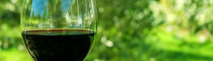 sklenice vina